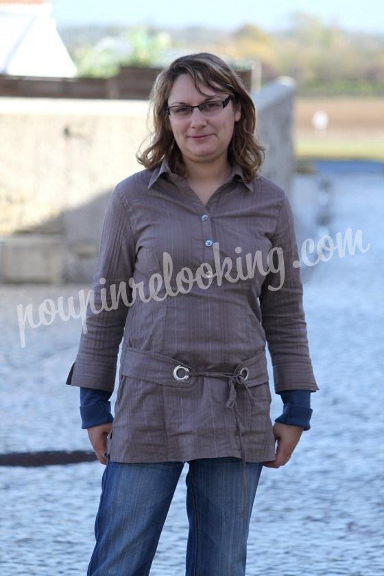 Relooking Visage - Cécile - 27 ans - La Rochelle
