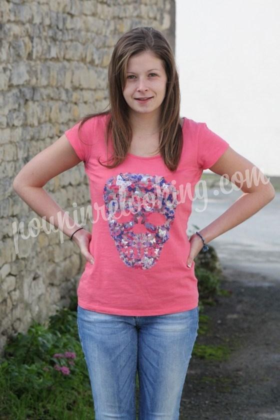Relooking Visage - Jennifer - 25 ans - La Rochelle