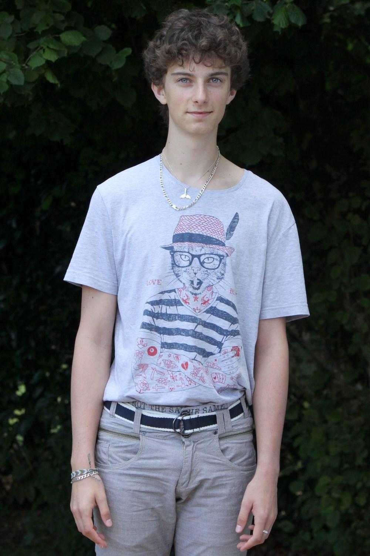 Relooking  Complet - Relooking Homme - Matthieu  -17 ans - La Rochelle - 17 ans - La Rochelle