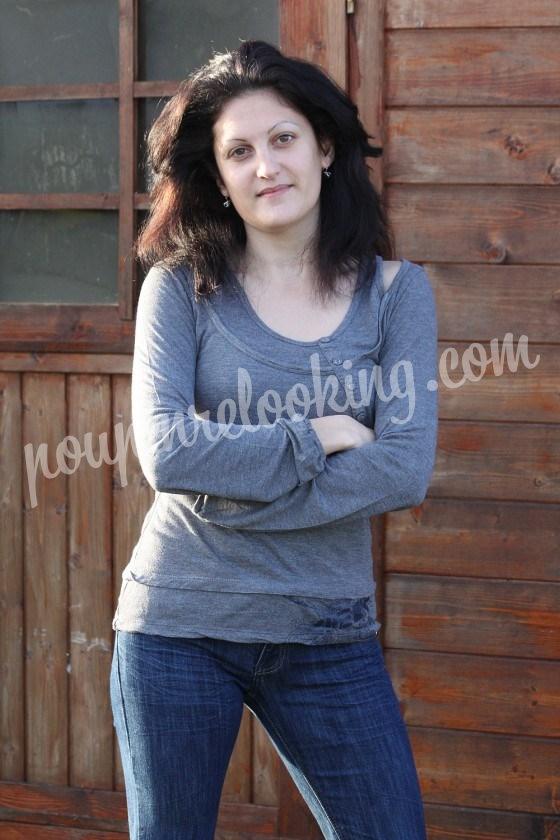 Relooking Visage - Pauline - 28 ans - Luzac