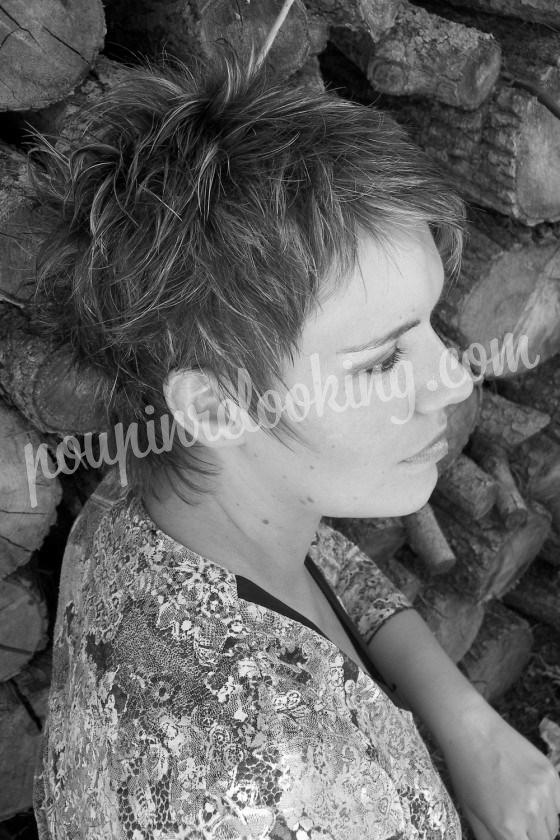 Relooking Visage - Séverine - 26 ans - Niort