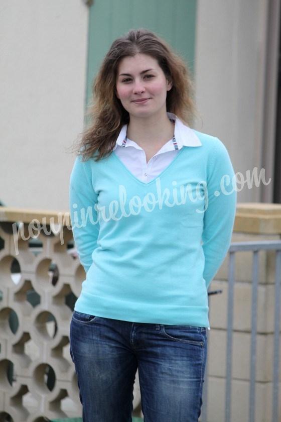 Relooking Visage - Sophie - 25 ans - La Rochelle