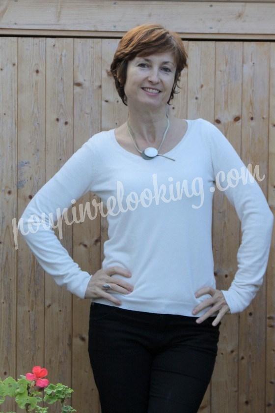 Relooking Visage - Catherine - 48 ans - La Rochelle