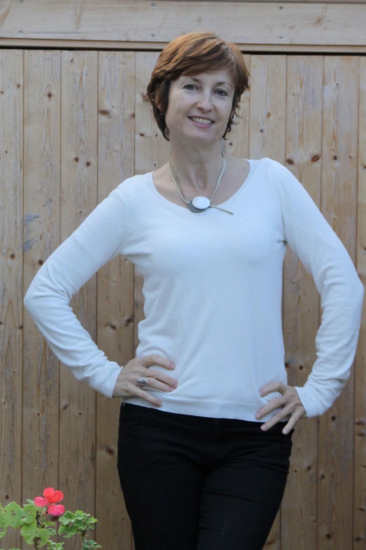 Relooking  Visage - Relooking Visage - Catherine - 48 ans - La Rochelle - 48 ans - La Rochelle