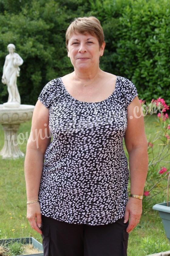 Relooking Visage - Catherine - 51 ans - Rochefort