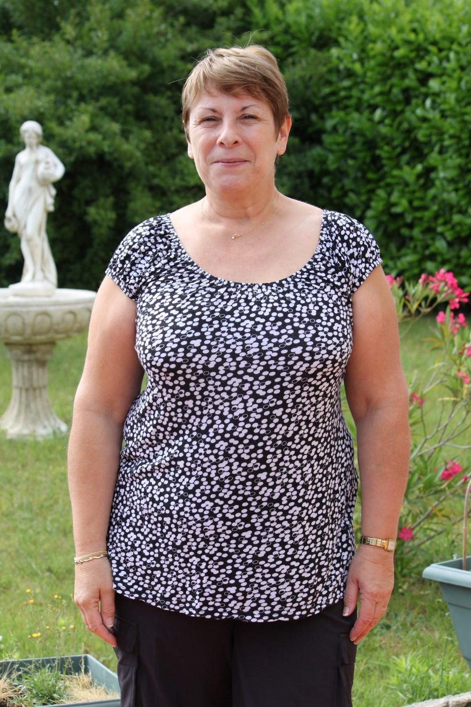Relooking  Visage - Relooking Visage - Catherine - 51 ans - Rochefort - 51 ans - Rochefort