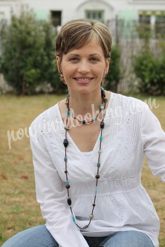 Relooking Visage - Céline - 35 ans - Marennes d'Oléron