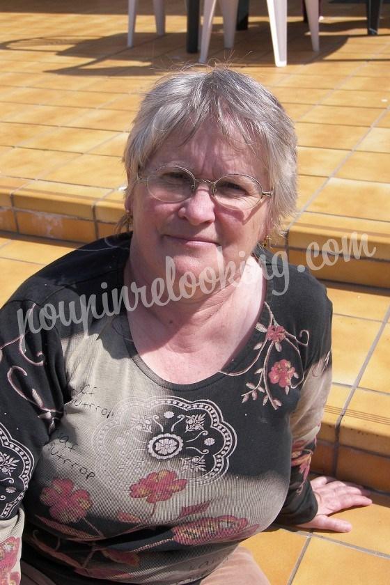 Relooking Visage - Claudette - 55 ans - La Rochelle