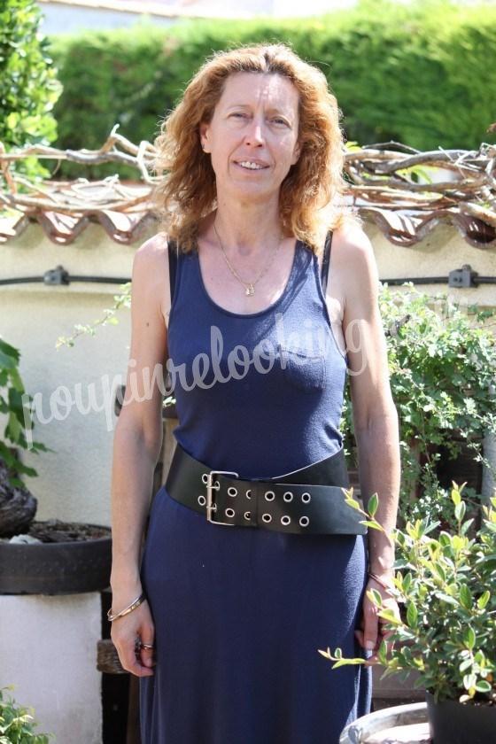 Relooking Visage - Dominique - 50 ans - La Rochelle
