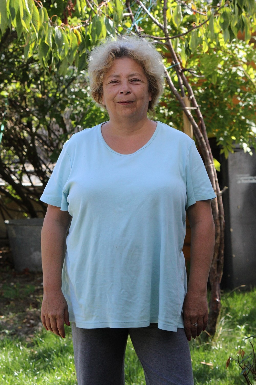 Relooking  Visage - Relooking Visage - Elisabeth - 60 ans - La Rochelle - 60 ans - La Rochelle