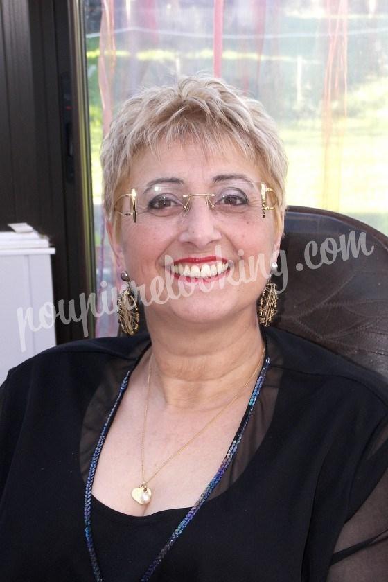 Relooking Visage - Jackie - 56 ans - Niort