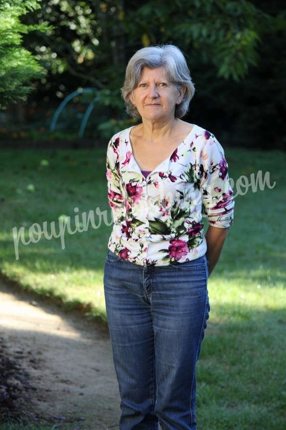 Relooking Visage - Josiane - 60 ans - Rennes