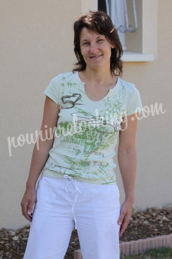 Relooking Visage - Karine - 34 ans - Saintes