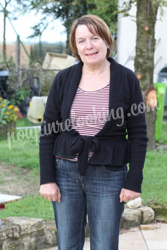Relooking Complet - Martine - 61 ans - La Rochelle