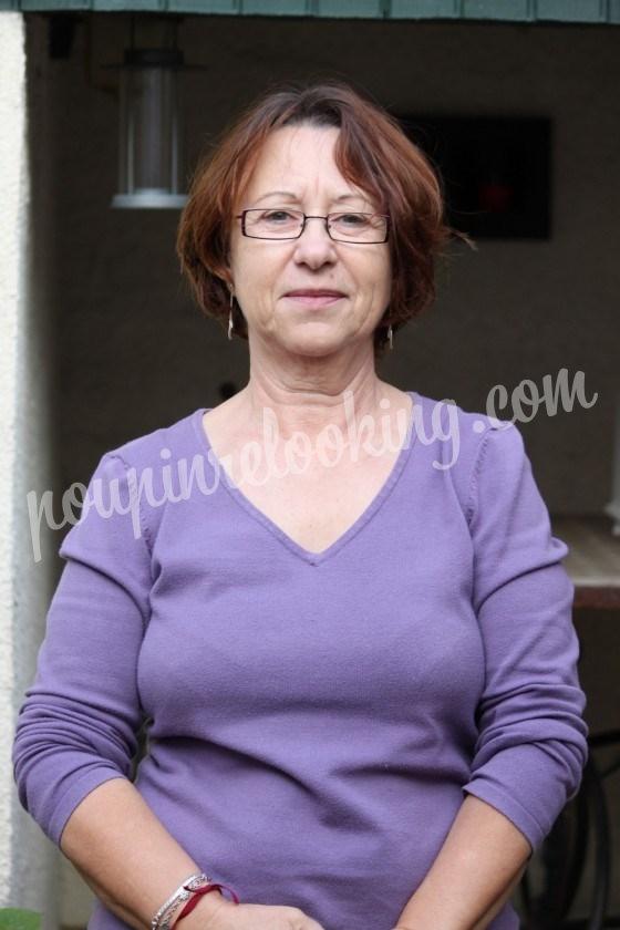 Relooking Visage - Micheline - 60 ans - La Rochelle