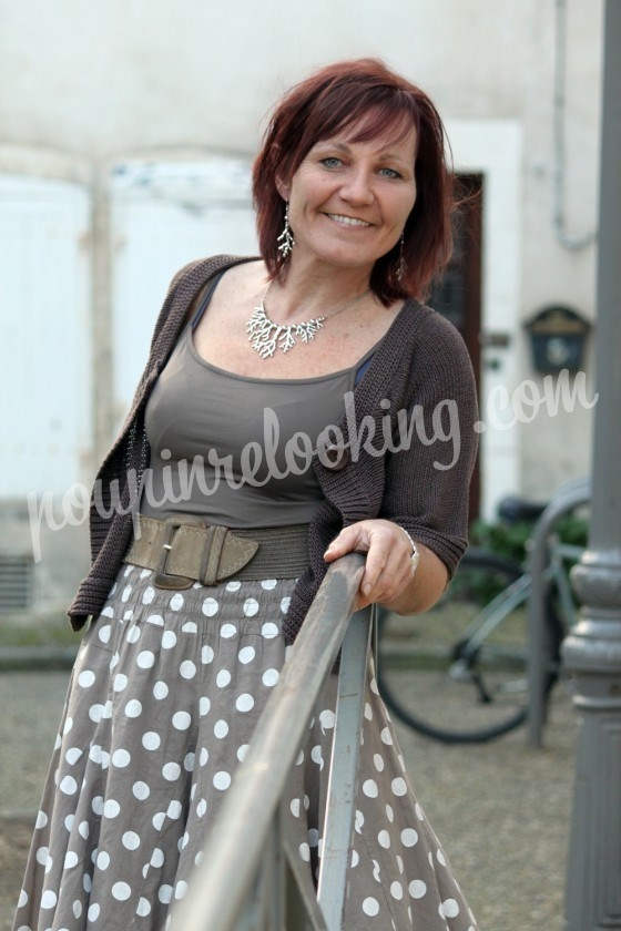 Relooking Visage - Patricia - 53 ans - La Rochelle