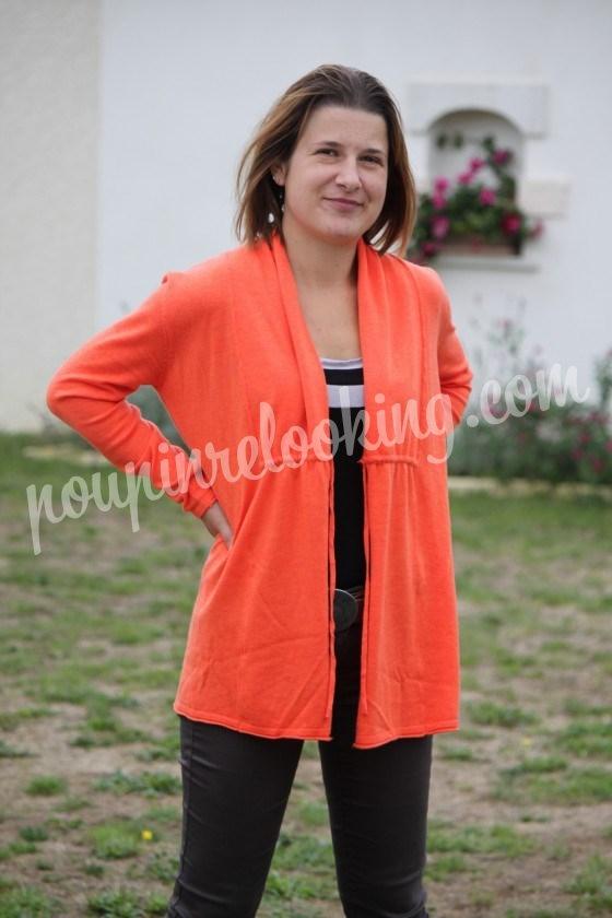 Relooking Visage - Sandrine - 35 ans - Ile d'Oléron