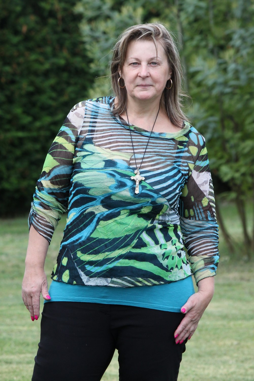 Relooking  Visage - Relooking Visage - Sylvie - 50 ans - La Rochelle - 50 ans - La Rochelle