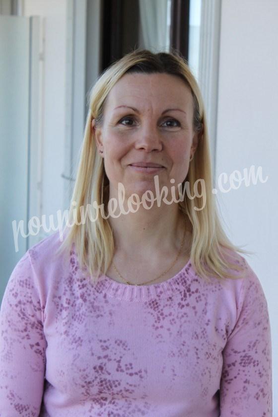 Relooking Visage - Valérie - 49 ans - Saintes