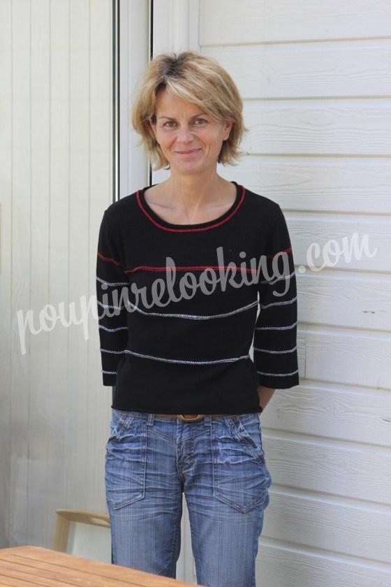 Relooking Complet - Véronique - 40 ans - La Rochelle