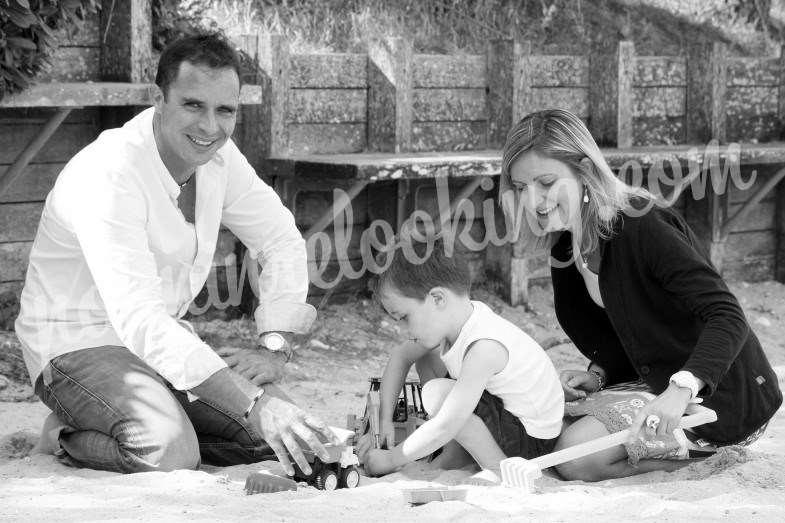 Séance photo en famille - Céline & Thomas - La Rochelle