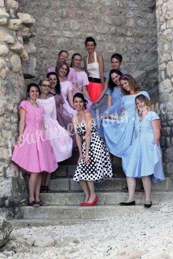 Enterrement vie de jeune fille - Elise - La Rochelle