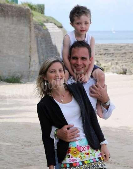 Shooting   - Séance photo en famille - Céline & Thomas - La Rochelle -  ans -