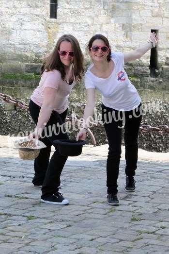Enterrement vie de jeune fille - Géraldine - La Rochelle