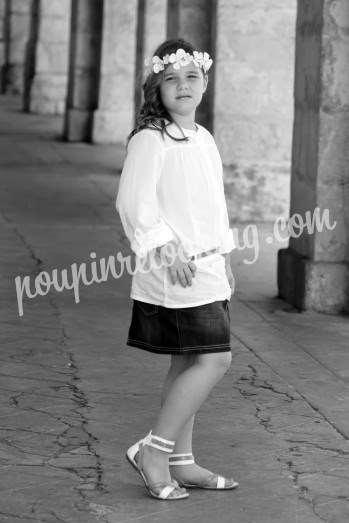 Séance Photo Enfant - Cassandra - La Rochelle