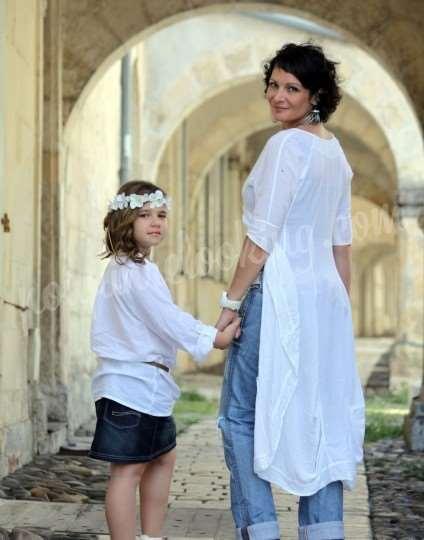Shooting   - Séance Photo Mère/Fille - Stéphanie & Cassandra - La Rochelle -  ans -