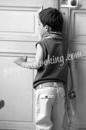 Séance Photo Enfant - Maxence - Ile de Ré - Shooting 2013