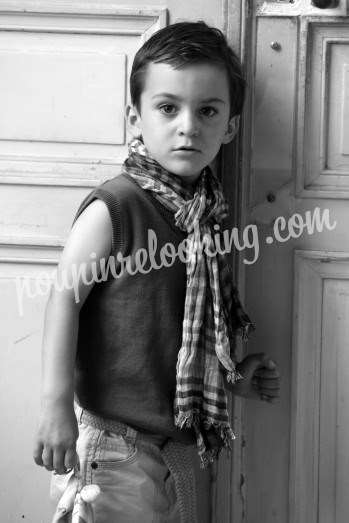 Séance Photo Enfant - Maxence - Ile de Ré - Shooting 2013