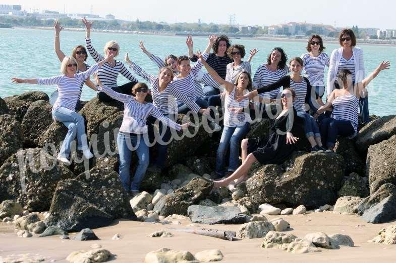 Enterrement vie de jeune fille - Marie - La Rochelle
