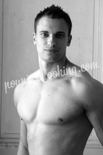 Séance Photo Homme Torse nu - Anthony - La Rochelle