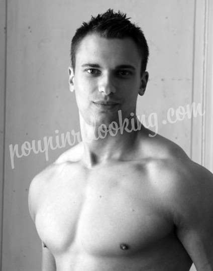 Shooting   - Séance Photo Homme Torse nu - Anthony - La Rochelle -  ans -