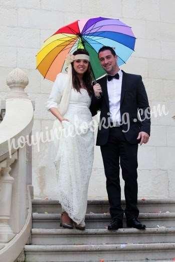Mariage de Chloé & William - Vieux Port La Rochelle