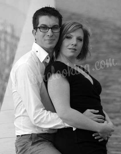 Shooting   - Séance Photo Couple - Jennifer & Baptiste - La Rochelle -  ans -