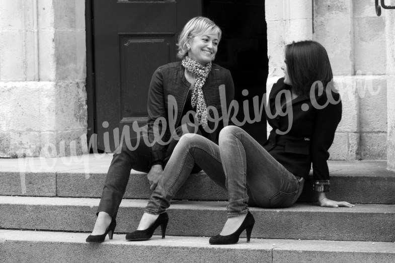 Séance Photo Mère/Fille - Nathalie & Solenne - La Rochelle