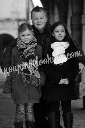 Séance Photo Entre Cousins - Baptise Héléna & Loan - La Rochelle