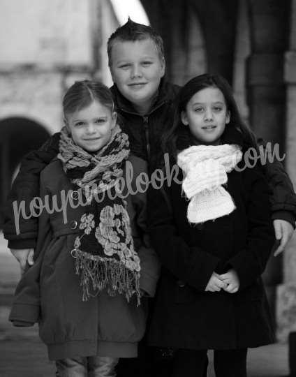 Shooting   - Séance Photo Entre Cousins - Baptise Héléna & Loan - La Rochelle -  ans -
