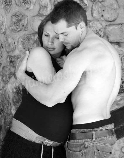 Shooting   - Séance Photo Couple & Grossesse - Marion & Luke - La Rochelle -  ans -