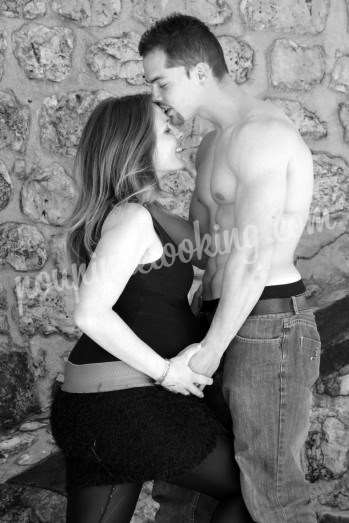 Séance Photo Couple & Grossesse - Marion & Luke - La Rochelle