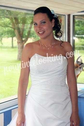 Préparation Mariage Chignon - Emilie - Bretagne