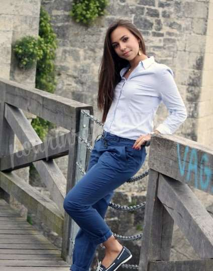 Shooting   - Shooting photo naturel & chic - Manon - Cognac -  ans -