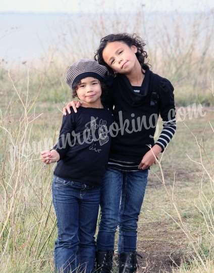 Shooting   - Séance Photo Enfant - Kim & Lolo - La Rochelle -  ans -