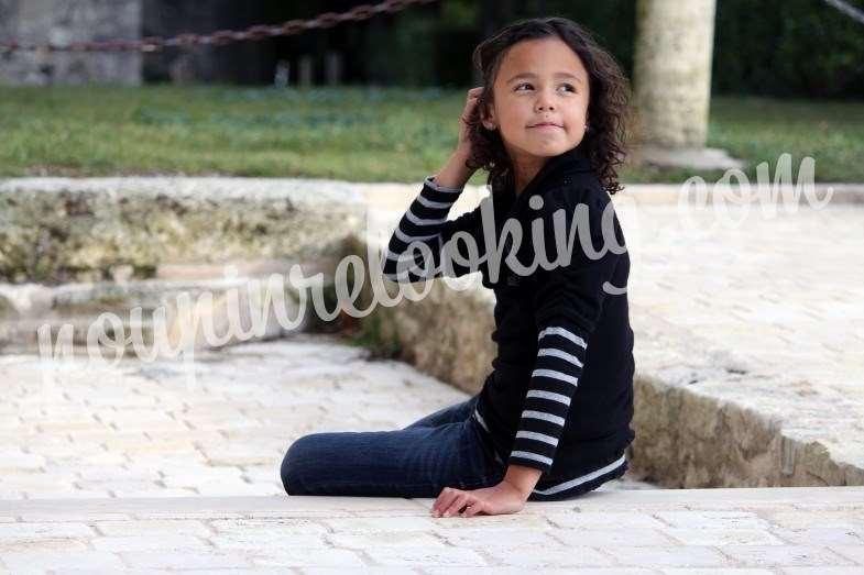 Séance Photo Enfant - Kim & Lolo - La Rochelle