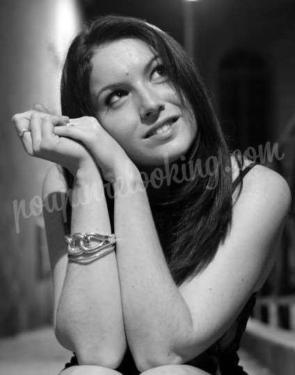 Shooting   - Portraits Noir & Blanc - Vicky - La Rochelle -  ans -
