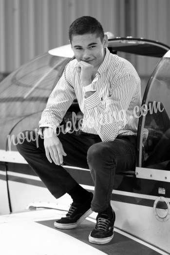 Shooting Homme Aviation - Christophe - La Rochelle
