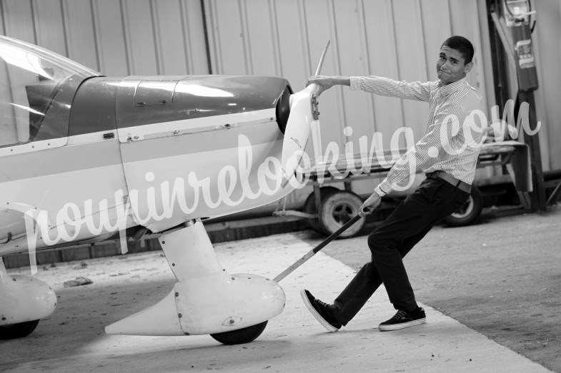 Shooting Homme Aviation - Christophe - La Rochelle