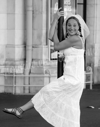 Shooting   - Enterrement vie de jeune fille et garçon - Marina & Thibault - La Rochelle -  ans -